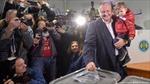 Bầu cử ở Moldova: Ứng viên lạnh nhạt với EU giành chiến thắng