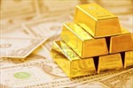 Giá vàng dịu xuống khi USD tăng cao nhất 14 năm