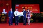 Thaco trao tặng xe Thaco TB82S nhân ngày 20/11