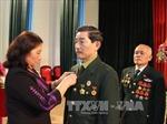 Trao Huân, Huy chương của Nhà nước Lào cho cán bộ, chuyên gia, quân tình nguyện