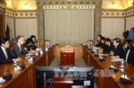 Tìm kiếm cơ hội hợp tác đầu tư tại Thành phố Hồ Chí Minh