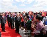 Tổng Bí thư Nguyễn Phú Trọng thăm tỉnh Bolikhamsai