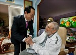 Lãnh đạo Đảng và Nhà nước gửi điện chia buồn đồng chí Fidel Castro từ trần
