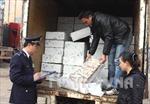 Xử lý lô hàng đông lạnh của Công ty Maersk Việt Nam bị tạm giữ