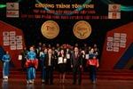 Bình nước nóng Rossi đạt Top 10 nhãn hiệu hàng đầu Việt Nam
