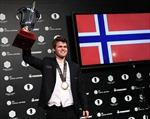 Magnus Carlsen lần 3 liên tiếp vô địch cờ vua thế giới