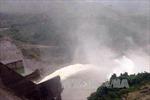 Quảng Nam: Hồ chứa Phú Ninh xả tràn để tạo dung tích phòng lũ