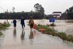 Các hồ chứa nước lớn của Quảng Ngãi đã đầy
