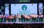 30 sáng kiến được trao giải thưởng Sáng tạo xanh