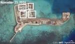 Hình ảnh vệ tinh vạch trần hoạt động bố trí vũ khí của Trung Quốc ở Biển Đông