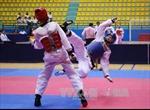 Việt Nam dẫn đầu toàn đoàn Giải Taekwondo quốc tế