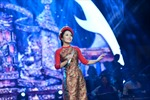 """Bạch Trà, 9X hiếm hoi hát ca Huế khiến khán giả """"nhớ quê lắm"""""""