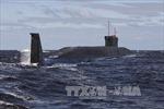 Nga bắt đầu nghiên cứu chế tạo tàu ngầm nguyên tử chiến lược thế hệ 5