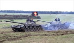 Moskva tố Anh dùng xe tăng, quân phục Nga để giả định kẻ thù tập trận