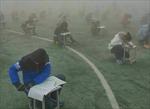 Dân Trung Quốc khổ vì khói mù
