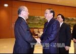 Nhật Bản trao Huân chương Mặt trời mọc tặng đồng chí Tô Huy Rứa