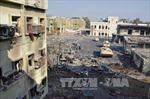Iraq giành lại kiểm soát nhiều khu vực ở Mosul