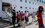 Khách du lịch đến Đà Nẵng trong ngày đầu năm tăng cao