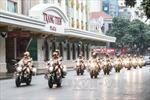 Tăng cường bảo đảm trật tự, an toàn giao thông trong dịp lễ hội Xuân