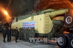 Thử tên lửa đạn đạo xong, Iran chuẩn bị tập trận lớn