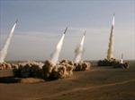 Iran tập trận với tên lửa 'tối tân'