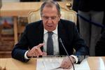 Ngoại trưởng Nga: Có bằng chứng vụ tấn công hóa học tại Syria bị dàn dựng