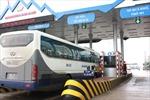 Thu phí không dừng tại trạm Hòa Phước