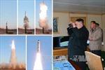 Triều Tiên đe dọa phóng tên lửa phản đối Mỹ, Hàn