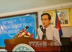 Tri ân những đóng góp của phụ nữ kiều bào Việt Nam tại Campuchia