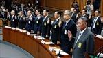 Chính phủ Hàn Quốc họp khẩn trước phán quyết luận tội tổng thống