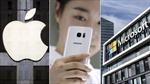 Apple, Samsung, Microsoft phản ứng rầm rầm trước tin bị tình báo lợi dụng