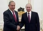 Hội đàm Putin-Netanyahu bàn củng cố quan hệ