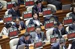 Hàn Quốc: Phản ứng của các đảng đối lập trước việc phế truất bà Park