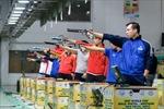 Hoàng Xuân Vinh lần đầu tiên trở lại với giải trong nước, dự Cúp Bắn súng Quốc gia 2017