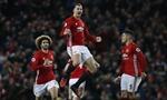 'Siêu nhân' Ibrahimovic trở lại, Quỷ đỏ vẫn e dè Everton