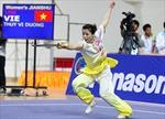 300 vận động viên tham dự Giải vô địch Wushu toàn quốc năm 2017