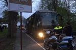 Đức: Xe buýt của CLB Dortmund bị tấn công với 3 vụ nổ
