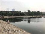 Ý kiến xung quanh đề xuất lấp một phần hồ Thành Công để xây chung cư