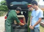 Bắt đối tượng buôn lậu pháo liên tỉnh tại Hà Tĩnh