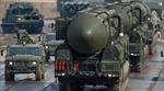 Moskva hiện đại hóa hệ thống phòng thủ tên lửa đạn đạo