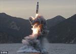 Chuyên gia: Triều Tiên sở hữu 60 vũ khí hạt nhân vào năm 2020