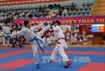 Đồng Tháp 1 vô địch Giải Karatedo đồng bằng sông Cửu Long mở rộng
