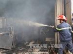 Kịp thời dập tắt đám cháy trong khu dân cư ở Buôn Ma Thuột