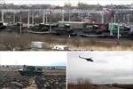 Điện Kremlin từ chối bình luận việc điều binh áp sát Triều Tiên