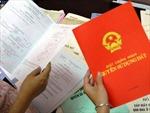 Triệu tập nhiều người liên quan trong vụ làm giả hồ sơ xin cấp sổ đỏ ở Ba Vì, Hà Nội