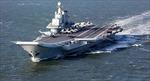 Những điều chưa biết về tàu sân bay tự đóng đầu tiên của Trung Quốc