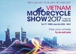 Triển lãm Mô tô Xe máy Việt Nam 2017