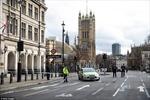Bắt đối tượng nghi âm mưu tấn công khủng bố gần tòa nhà Quốc hội Anh