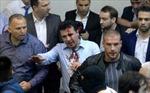 Bế tắc chính trị, người biểu tình Macedonia chiếm tòa nhà Quốc hội