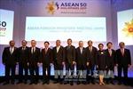 Các Ngoại trưởng ASEAN ra tuyên bố chung về Bán đảo Triều Tiên
